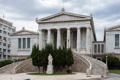 Arts Academy Athens Greece Royalty Free Stock Photos