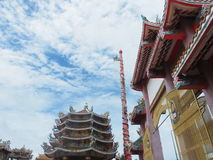 Arts and Architecture of China. Royalty Free Stock Photography