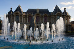 arts beaux des palais Στοκ φωτογραφία με δικαίωμα ελεύθερης χρήσης