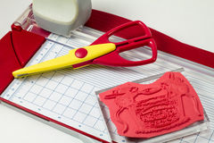 Arts and Craft Tools Stock Images
