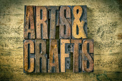 Arts and Crafts Royalty Free Stock Image