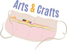 Arts & Crafts Stock Photo