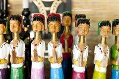 Karen People Village in Changmai Thailand. Arts and crafts of the Karen People in Chang Mai Thailand royalty free stock image