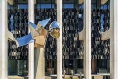 Arts de DES d'endroit de sculpture Photographie stock libre de droits