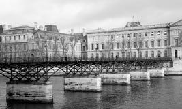 Arts de DES de Pont, Paris photographie stock libre de droits