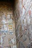 Arts de pharaons au temple de Luxpr Photos stock