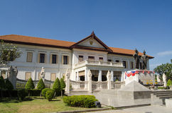 Arts et centre culturel, Chiang Mai Photos stock