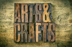 Arts et métiers image libre de droits