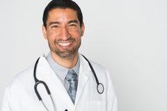 Arts in het ziekenhuis royalty-vrije stock afbeelding