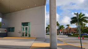 Arts Park Hollywood FL stock video