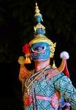 THAI KHON Royalty Free Stock Photo