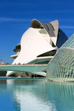 Arts and Science Centre in Valencia Stock Photography