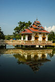 The Arts  of Shan Temple. At Northern of Thailand Royalty Free Stock Image