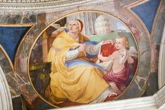 Arts - Vatican Museum, Roma Royalty Free Stock Photo