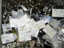 artsiest 人AkT美术画廊  直到陈列的午夜的最后的陈列艺术 库存照片