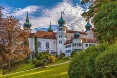 Artstetten Castle, Austria Royalty Free Stock Image