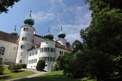 Artstetten chateau Stock Images