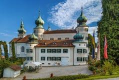 Artstetten kasztel, Austria obrazy royalty free