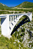 artuby γέφυρα Στοκ Φωτογραφία