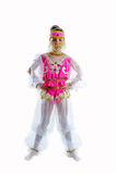 Żartuje karnawałowego kostium Fotografia Royalty Free