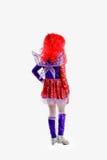 Żartuje karnawałowego kostium Obraz Royalty Free