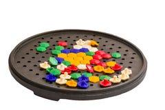 Żartuje plastikową mozaikę Zdjęcie Stock