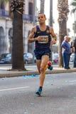 Artur Bossy-Läufer von 10000m lizenzfreies stockbild