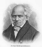 Arturo Schopenhauer Fotos de archivo libres de regalías