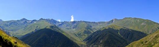 Artvin-Berge lizenzfreie stockbilder