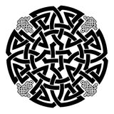 Artwork. Celtic ornament Royalty Free Stock Images