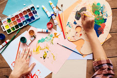 Artwork Royalty Free Stock Images