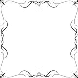 Artwork classic frame Royalty Free Stock Photo