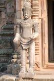 Artwork detail of Prasat Muang Tam temple, Thailand Stock Photography