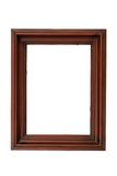 Artwork frame Stock Photography