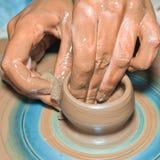 Artwork hand Stock Image