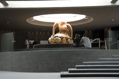 Artwork museum Stock Photography