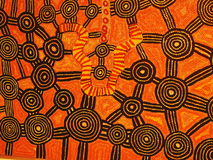 Artwork from Tiwi royalty free stock photos