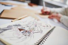 Artworking Fotos de archivo