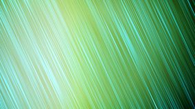 Abstract Soft Background From Green Lines. An arty 3d rendering of slanted sun rays shining in a light green atmosphere in a soft focus version. The sun beams Stock Photos