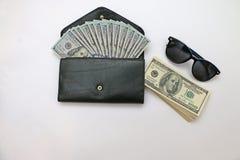 Artykuły dzienny use rachunki Zdjęcie Stock