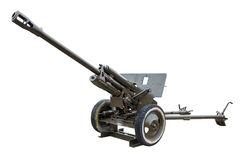 Artyleria pistolet Obraz Royalty Free
