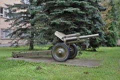 Artyleria sowieci - zjednoczenie Obraz Stock