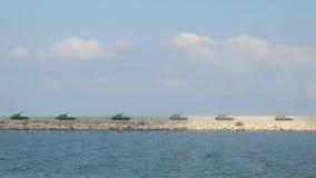 Artyleria szturmowi samojezdni pistolety zdjęcie wideo