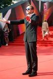 Artyom Mikhalkov στο φεστιβάλ ταινιών της Μόσχας Στοκ φωτογραφίες με δικαίωμα ελεύθερης χρήσης