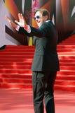 Artyom Mikhalkov στο φεστιβάλ ταινιών της Μόσχας Στοκ Φωτογραφίες