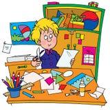 artysta ilustracji