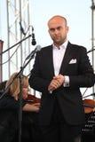 Artysta opery piosenkarza Aldo caputo, tenor, włoska opery gwiazda zdjęcie stock