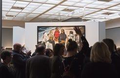 Artysta Tair Salakhov obrazy royalty free