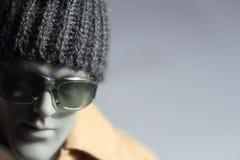 artysta ubierający manikin fotografia royalty free