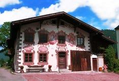 Artysty dom w Niemcy Obraz Stock